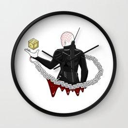 Pinhead Lives! Wall Clock