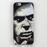 nick cave iPhone & iPod Skins featuring Nick Cave- We call upon the author to explain by BLinkart