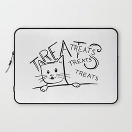 Cat-Lepathy Laptop Sleeve