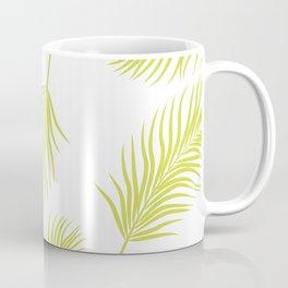 Green palm Coffee Mug