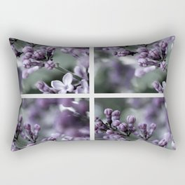 Ready to Bloom2 Rectangular Pillow