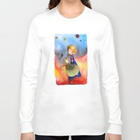 little prince Long Sleeve T-shirts featuring Little Prince by Jose Luis Ocana