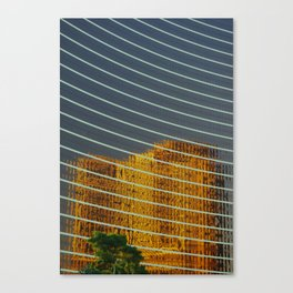 Opulent Reflection Canvas Print