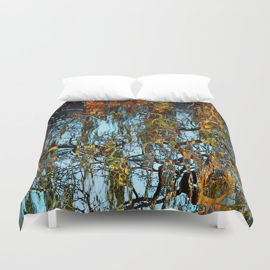 Branches 2 Duvet Cover