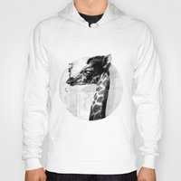 grace Hoodies featuring GRACE by kravic