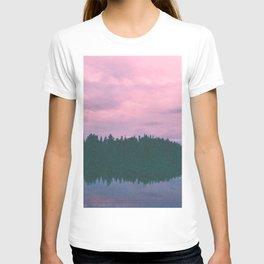 Rose island sunsets T-shirt
