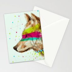Cherokee Wolf II Stationery Cards