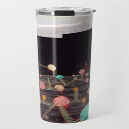 THE CONQUEST OF THE PARADISE Travel Mug