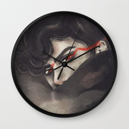 Tom Riddle Wall Clock