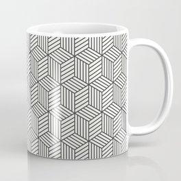 Wood Cubes Coffee Mug