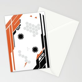 Titanfall skin Stationery Cards