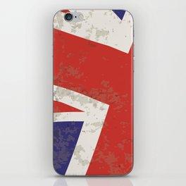 Union Jack iPhone Skin