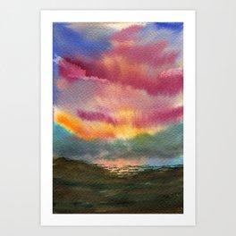 Otherwhere Art Print