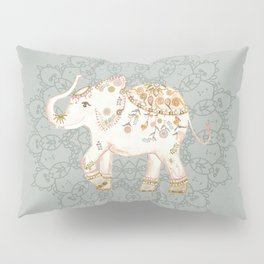 INDIAN ELEPHANT Pillow Sham