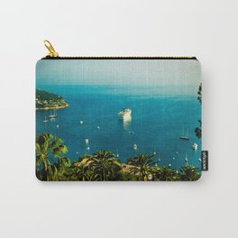 Côte d'Azur Carry-All Pouch