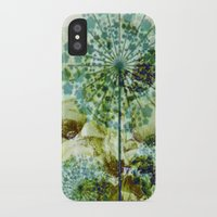 dandelion iPhone & iPod Cases featuring dandelion by clemm