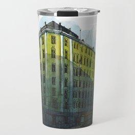 Viiskulma in Helsinki Travel Mug