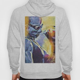 Riddick Artistic Illustration Epic Light Style Hoody