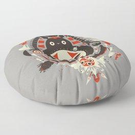 A New Wind Floor Pillow