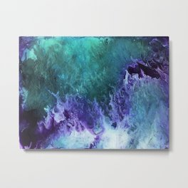 Enchanted Ocean Metal Print