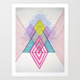 IC,LD Art Print