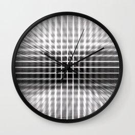 Qpop - Continuum 3 Wall Clock
