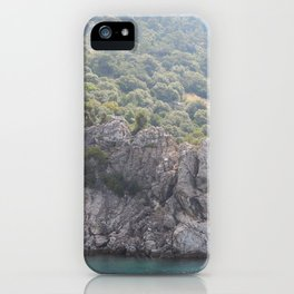 Mediterranean Aegean sea the Turkey, Marmaris iPhone Case