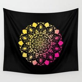 United Again Mandala Wall Tapestry