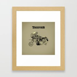 PRINT Nº012 Framed Art Print