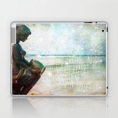 Aqua Magicae Laptop & iPad Skin