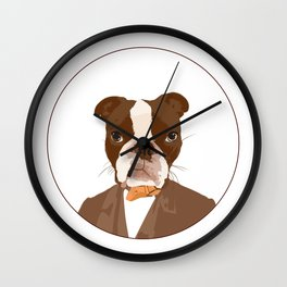 Mr. Brodes Wall Clock