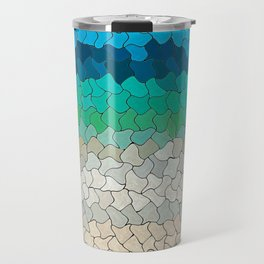 SEA MOSAIC Travel Mug