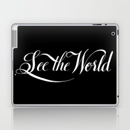 See the World Laptop & iPad Skin