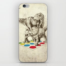 The Ultimate Battle iPhone Skin