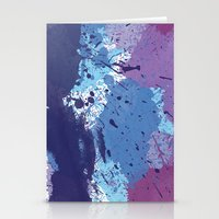 splatter Stationery Cards featuring Splatter by initiale