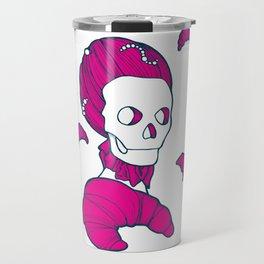Let them eat brioche #02 Travel Mug