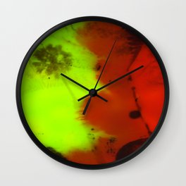 Napalm Wall Clock