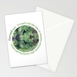 Get Ferned Stationery Cards