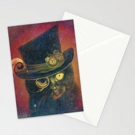 Steampunk Mojo Vintage Stationery Cards