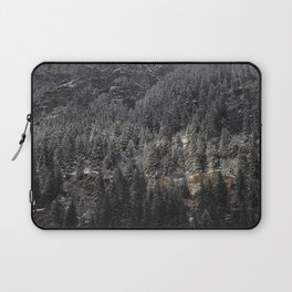 Powdered Mountain Laptop Sleeve