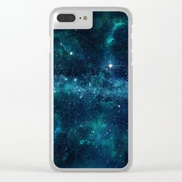 Exploring the universe 19 Clear iPhone Case