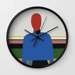 MANWOMAN Wall Clock