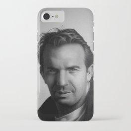 KEVIN COSTNER iPhone Case