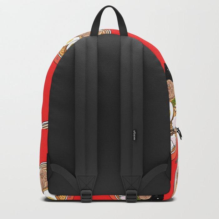 Ramen Pugs Backpack
