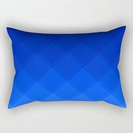 Blueberry Tile Pattern Rectangular Pillow