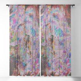 Stranger Sheer Curtain