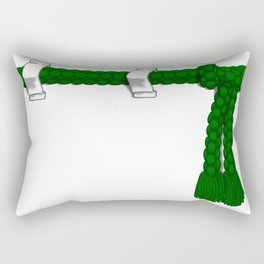 Cordao Aluno Rectangular Pillow