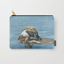 Humboldt penguin (Spheniscus humboldti) Carry-All Pouch