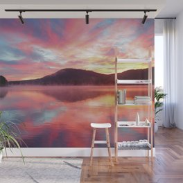 Sunrise: Fire Above and Fire Below Wall Mural