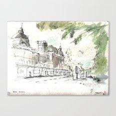 Retiro Station Canvas Print